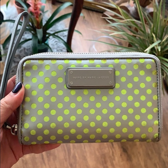 1930353f7955 Marc By Marc Jacobs Bags | Marc Jacobs Wristletwallet Fits Iphone 67 ...